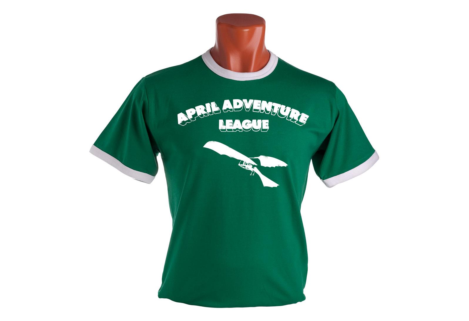 April Adventure League Shirt