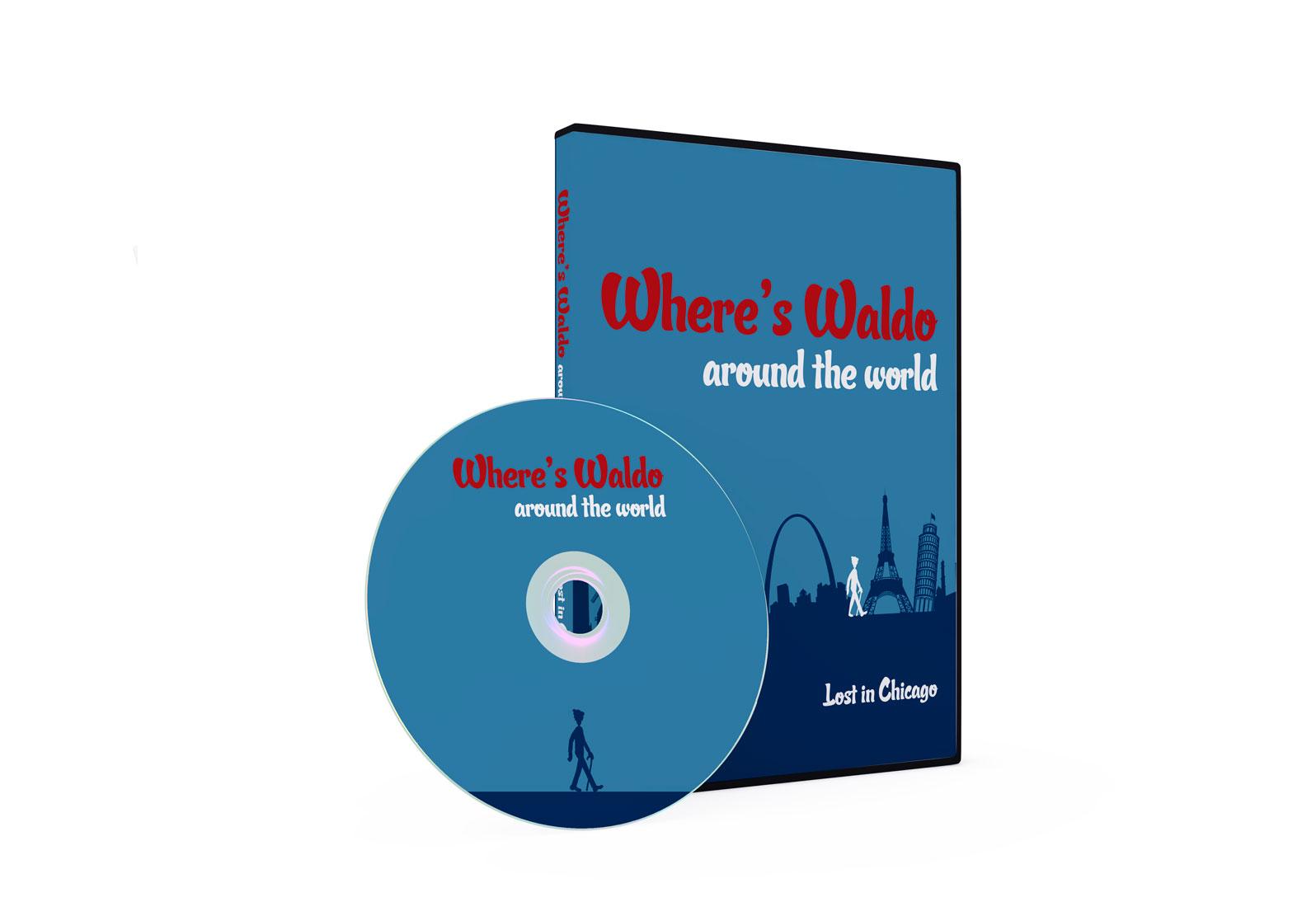 Waldo-DVD