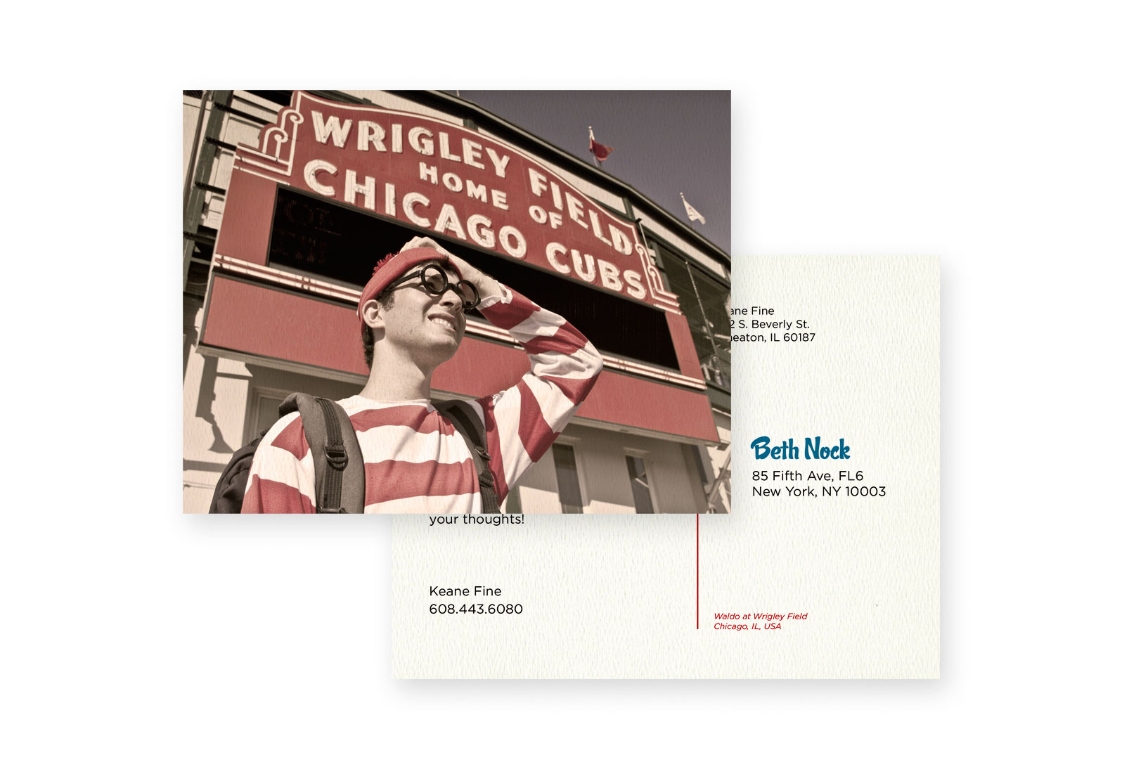 Waldo-postcard