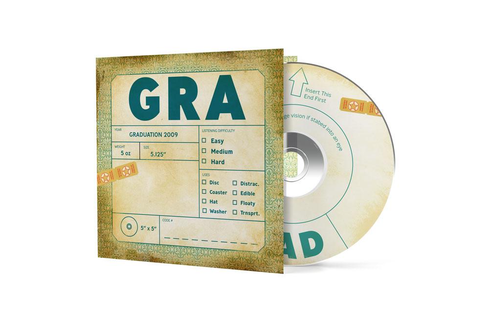 Graduation-CD